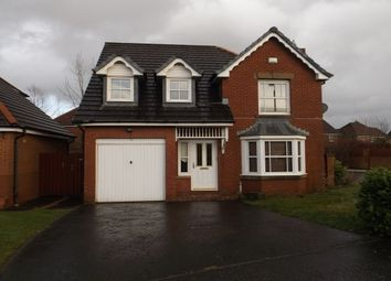 Thumbnail 4 bed detached house to rent in Jackson Drive, Glasgow