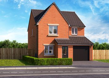 "Thumbnail 3 bed property for sale in ""The Redwood"" at Cheviot Place, Newton Aycliffe"