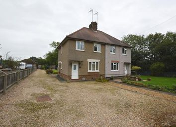Thumbnail 3 bed semi-detached house for sale in Creaton Road, Hollowell, Northampton, Northamptonshire