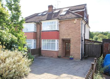 4 bed semi-detached house for sale in Hoylake Crescent, Ickenham, Uxbridge UB10