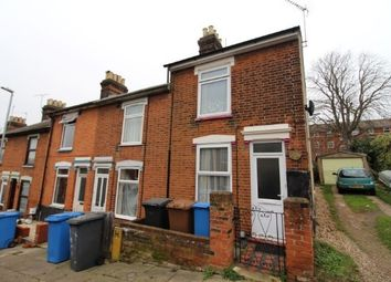 Thumbnail 3 bedroom end terrace house for sale in Hayhill Road, Ipswich