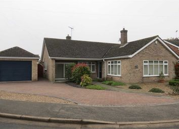 Thumbnail 3 bed detached bungalow for sale in The Link, Leasingham, Sleaford