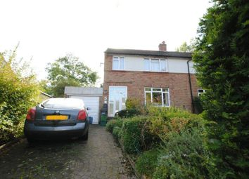 Thumbnail 3 bed semi-detached house for sale in Benham Close, Old Coulsdon, Coulsdon
