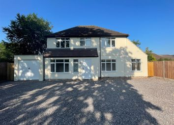 Thumbnail 4 bed detached house for sale in Church Road, Addlestone