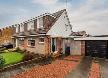 Thumbnail 3 bed semi-detached house for sale in 19 Bruce Road, Bishopton