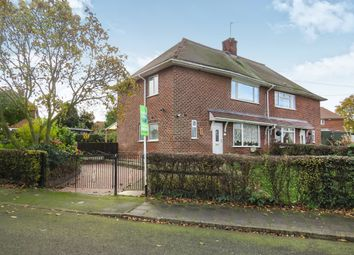 Thumbnail 4 bed semi-detached house for sale in Fell Wilson Street, Warsop, Mansfield