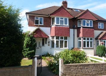 Thumbnail 3 bed semi-detached house to rent in Cranbrook Drive, Whitton