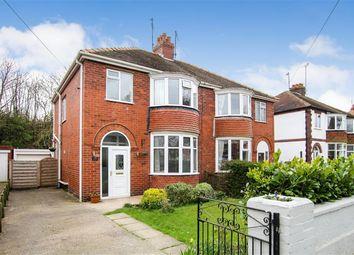 Thumbnail Semi-detached house for sale in Queensgate, Bridlington