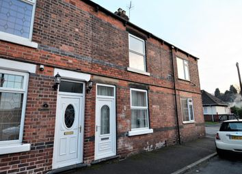 Thumbnail 2 bed terraced house for sale in Warner Street, Hasland, Chesterfield