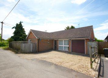 Thumbnail 2 bed detached bungalow for sale in Fieldside, Long Wittenham, Abingdon