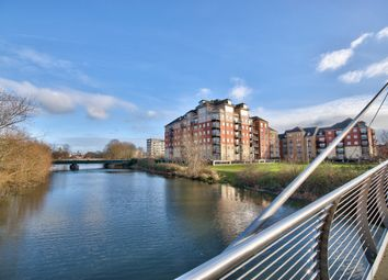 Thumbnail 2 bed flat for sale in Riverview House, Kempston Road, Bedford
