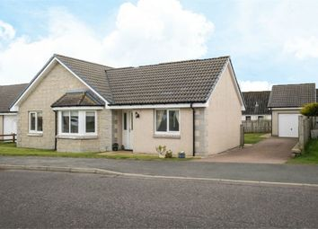 Thumbnail 4 bed detached bungalow for sale in Homefarm Place, Rothienorman, Inverurie, Aberdeenshire