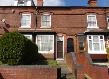Thumbnail 3 bed terraced house for sale in Wiggin Street, Edgbaston, Birmingham
