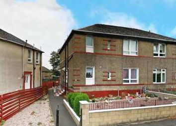 Thumbnail 2 bed flat for sale in Drummond Avenue, Glasgow, Glasgow