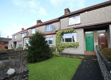 Thumbnail 3 bed terraced house for sale in Greenmount Avenue, Bangor
