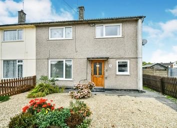 Thumbnail 3 bedroom end terrace house for sale in Farnborough Road, Swindon, Wiltshire