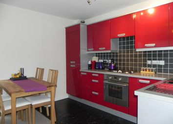 Thumbnail 2 bed flat to rent in Binding House, Binding Close, Carrington Point, Nottingham