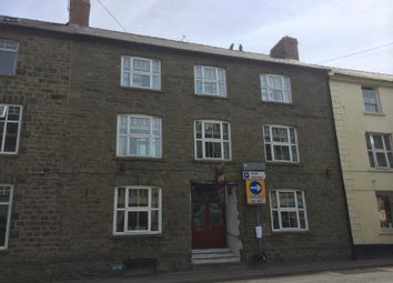 Thumbnail Hotel/guest house for sale in The Owls Guest House, 40 High Street, Builth Wells