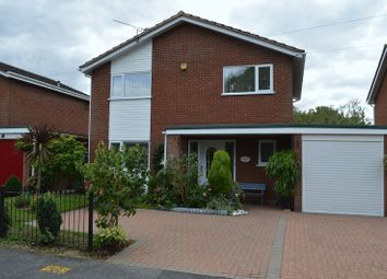 Thumbnail 4 bed detached house for sale in Skellingthorpe Road, Lincoln