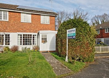 Thumbnail 3 bed semi-detached house to rent in Glendale Close, Woking