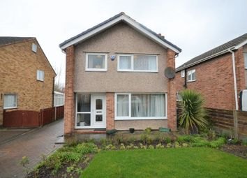 Thumbnail 4 bed detached house for sale in 71 Fairburn Drive, Garforth, Leeds
