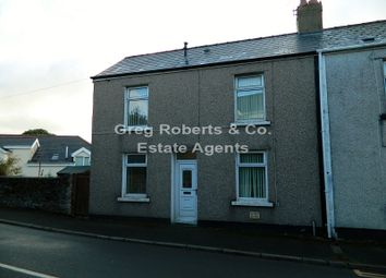 Thumbnail 2 bed end terrace house to rent in Intermediate Road, Brynmawr, Blaenau Gwent.