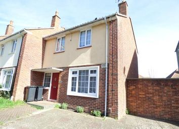 Thumbnail 2 bed end terrace house for sale in Avenue Road, Gosport