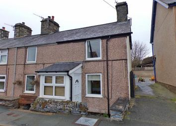 Thumbnail 2 bed end terrace house for sale in Tyddyn Terrace, Cerrigydrudion, Corwen, Conwy