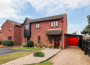 Thumbnail Detached house for sale in Bradfield Avenue, Hadleigh, Ipswich