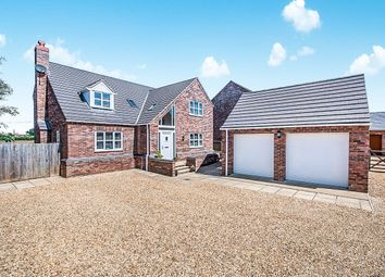 Thumbnail 4 bed detached house for sale in Selwyn Corner, Guyhirn, Wisbech