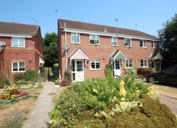 Thumbnail 2 bed end terrace house for sale in High Way, Lingwood, Norwich