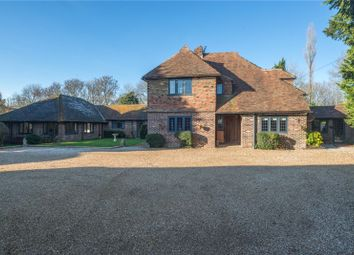 Thumbnail 6 bed detached house for sale in Stone Street, Lyminge, Folkestone, Kent