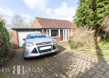 Thumbnail 2 bed detached bungalow for sale in Blackburn Brow, Chorley
