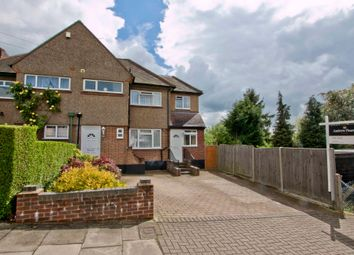 Thumbnail 4 bed semi-detached house for sale in Lyndhurst Avenue, Pinner