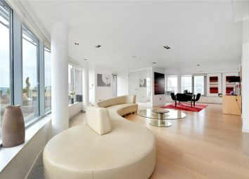 3 bed flat for sale in New Providence Wharf, 1 Fairmont Avenue, London E14