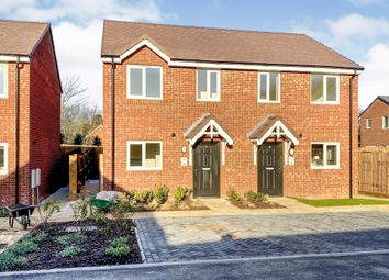 Thumbnail 2 bedroom semi-detached house for sale in The Riddings, Riddings, Alfreton