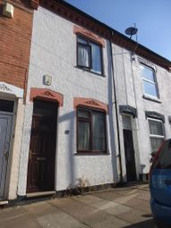 Thumbnail 2 bed terraced house for sale in Rowan Street, Leicester