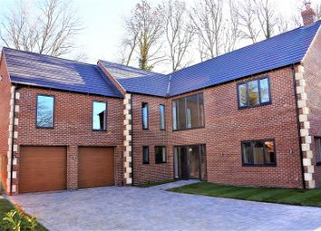 Thumbnail 5 bedroom detached house for sale in Willow Brook, Harlaxton, Grantham