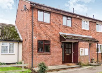 Thumbnail 3 bed terraced house for sale in The Paddock, Somersham, Huntingdon
