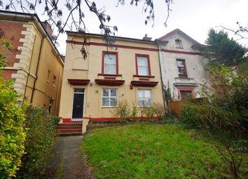 Thumbnail 2 bedroom flat for sale in Grange Mount, Prenton