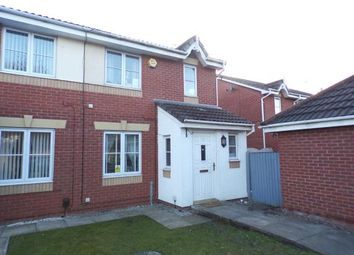 Thumbnail 4 bed semi-detached house for sale in Newsham Road, Stockport, Cheshire, Greater Manchester