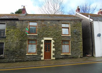 Thumbnail 3 bed end terrace house for sale in East Road, Tylorstown, Ferndale