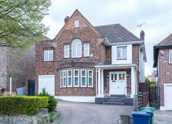 Thumbnail 4 bedroom detached house for sale in Chessington Avenue, Finchley, London