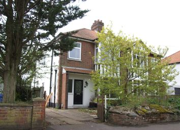 Thumbnail 3 bedroom semi-detached house for sale in Wall Road, Norwich