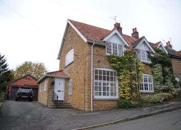 Thumbnail 4 bed semi-detached house to rent in Beck Hill, Tealby, Market Rasen