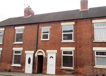 Thumbnail 2 bedroom terraced house for sale in Park Road, Ilkeston