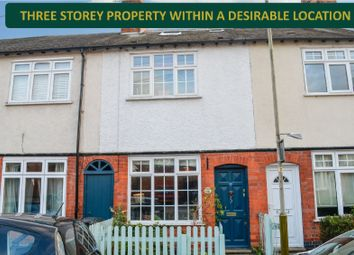Thumbnail 3 bed terraced house for sale in Newmarket Street, Knighton, Leicester