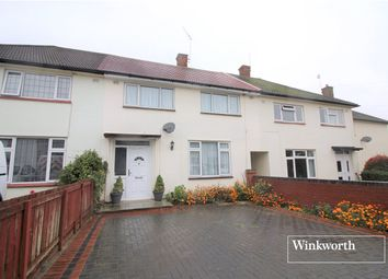 Thumbnail 3 bed terraced house to rent in Lincoln Court, Borehamwood, Hertfordshire