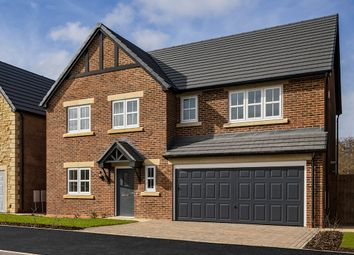 """Thumbnail 5 bedroom detached house for sale in """"Masterton"""" at Heron Drive, Fulwood, Preston"""