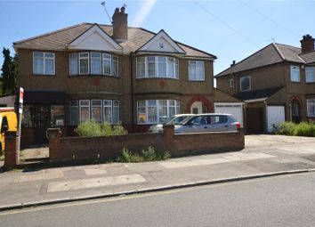 Thumbnail 3 bed semi-detached house for sale in Stag Lane, Edgware, London